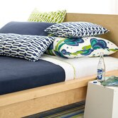 Interlaken Ink Coverlet Collection