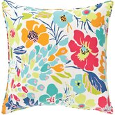 Hot House Decorative Pillow in Summer