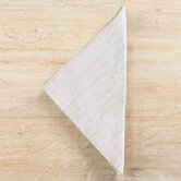Pinstripe Linen Napkins (Set of 4)