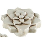 Ceramic Knobs Italian Floral Knob