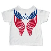 Patriotic Toddler Tee