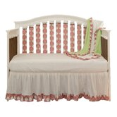 Wonder Bumpers Pink Damask 38 Set