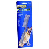 Dog Fine Flea Comb with Average Coats