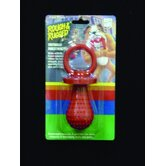 Pacifier Dog Toy