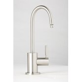 Parche One Handle Single Hole Cold Water Dispenser Faucet with Lever Handle