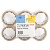 Sparco Transparent Sealing Tape, Clear
