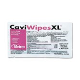 Caviwipes, X-Large, Individual Packs, 10&quot;x12&quot;, 50 per Box