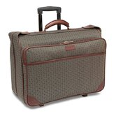 Wings 22&quot; Carry-On Mobile Traveler Garment Bag in Cognac