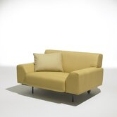 Armchair with Castor by Cini Boeri
