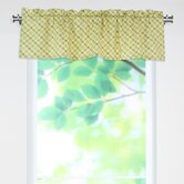 Chit Chat Cotton Rod Pocket Curtain Valance