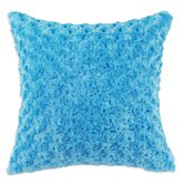 Rosebud Cotton Pillow