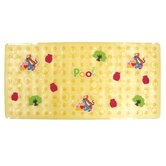 Disney Winnie The Pooh Dimensional Vinyl Bath Mat