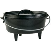 2 Quart Camp Stove Dutch Oven