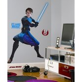 The Clone Wars Giant Anakin Peel and Stick Wall Decal