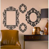 Deco Frames Peel and Stick Wall Decal