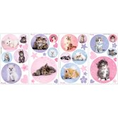 Kitty Spots Peel and Stick Wall Decals
