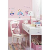 Princess Peel and Stick Wall Sticker