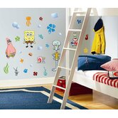 Nickelodeon SpongeBob SquarePants Peel and Stick Wall Sticker