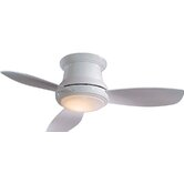 52&quot; Concept II 3 Blade Ceiling Fan with Remote