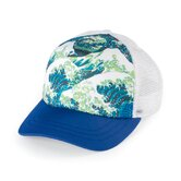Kids' Wave Trucker Hat
