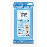 Bath Wipes Puppy (24 pieces)