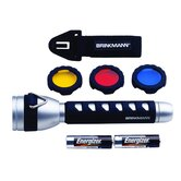 Rebel 2AA LED Flashlight with Accessories