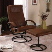 Relax Reclining Chair and Ottoman