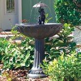 Smart Solar Fountains