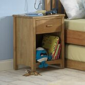 Eleanor 1 Drawer Bedside Table