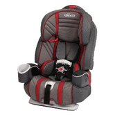 Nautilus 3-in-1 Contoured Armrest Car Seat