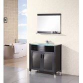 Prestige 36&quot; Single Sink Vanity Set