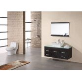 Madrid 48&quot; Single Sink Vanity Set