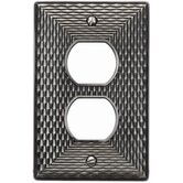"4.87"" Mandalay Outlet Plate"