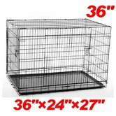 Aosom LLC Dog Crates/Kennels
