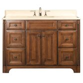 "Spain 48"" Single Standard Bathroom Vanity"