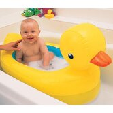 White Hot Safety Duck Tub