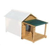 Porch and Deck ONLY for Insulated Dog Houses