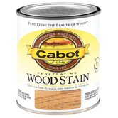 1/2 Pint Brown Mahogany Interior Oil Wood Stain 144-8134 HP