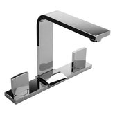 Targa Centerset Bathroom Faucet with Doule Handle