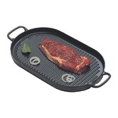Paderno World Cuisine Grill Pans & Griddles