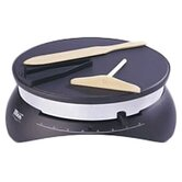 Paderno World Cuisine Waffle, Pizzelle & Crepe Makers