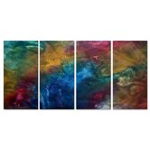 Rainbow Dreams I Metal Wall Art