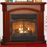 Montclaire Dual Fuel Gas Fireplace