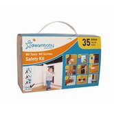 No Tools Required Home Safety Kit