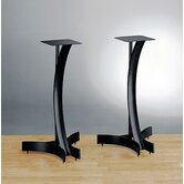 Heavy Duty 24&quot; Fixed Height Speaker Stand (Set of 2)