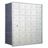 1500 Rear Access Horizontal Mailboxes