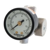 Regulator Air Adjusting With Gauge 0-160Psi 24Aav