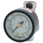 Regulator Air Hvlp W/Gauge 0-160Psi