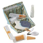 Detach and Go Grooming Set