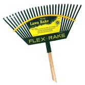 Handle Lehan&reg; Action Poly&reg; Head Lawn Rake